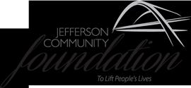 logo for the Jefferson Community Foundation